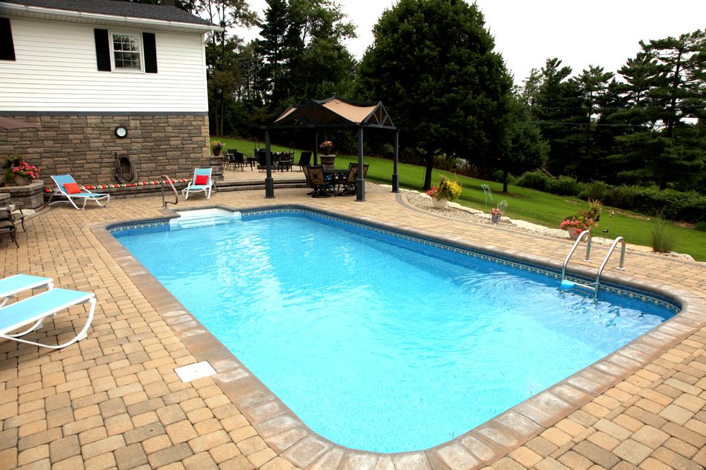 Newark custom pools design zanesville pool photos for Pool and spa show wa