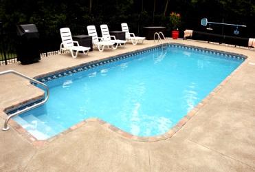 Zanesville Swimming Pool Builder Newark Vinyl Liner